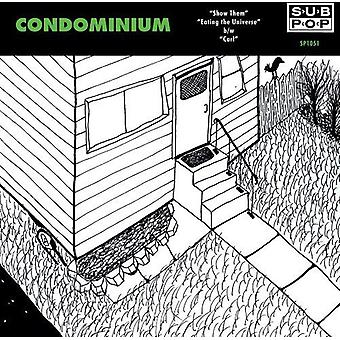 Condominium - Carl [Vinyl] USA import