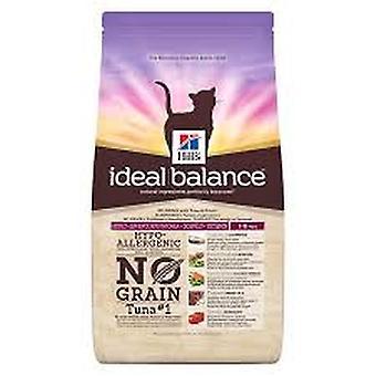 Hill's Ideal Balance Feline Adult No Grain Tuna & Potato 2kg