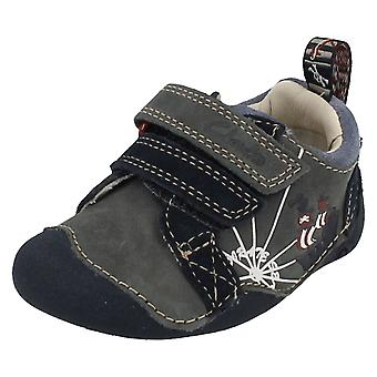 Ragazzi prima di Clarks scarpe neonato Cruiser nave scarpe Casual