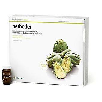 Herbora HERBODER (Hepader) 20A. (Diet , Supplements)