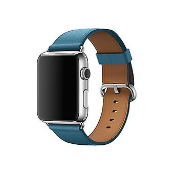 Apple 42mm classica fibbia-Klockrem-blu marino-Watch (42 mm)