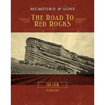 Mumford & sønner - vejen til Red Rocks [BLU-RAY] USA import