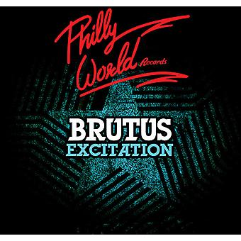 Brutus - Excitation [CD] USA import