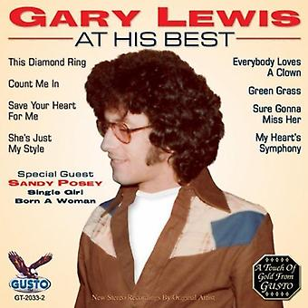 Gary Lewis - At His Best [CD] USA import