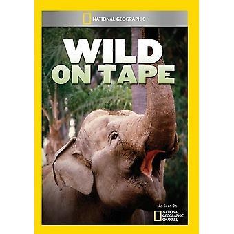 Wild on Tape [DVD] USA import