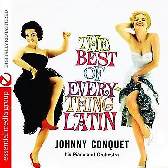 Johnny Conquet & Orchester - Best of alles Latin [CD] USA import