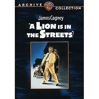 Lion Is in the Streets [DVD] USA import