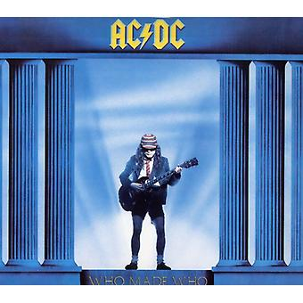 Ac/Dc - Who Made Who [CD] USA import