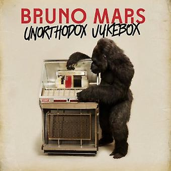 Bruno Mars - Unorthodox Jukebox (Clean) [CD] USA import