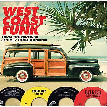 Artisti vari - importazione USA West Coast Funk da the Vaults of Canyon [CD]