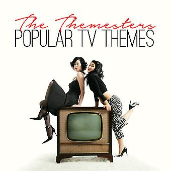 Themesters - Themesters / import USA temi popolari TV [CD]