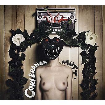 Cory Branan - Mutt [CD] USA import