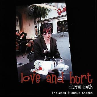 Darrell Bath - Liebe & verletzt [CD] USA import
