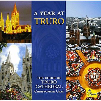 Choir of Truro Cathedral Cathedral - A Year at Truro [CD] USA import