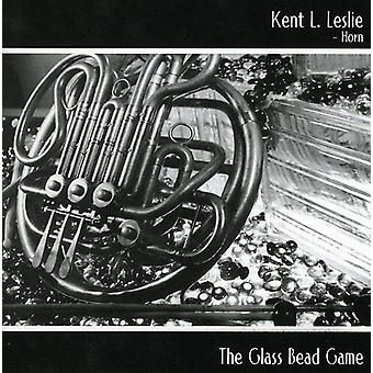 Kent L. Leslie - The Glass Bead Game [CD] USA import