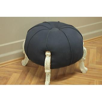baroque banket  stool   antique style AlCh0326SiRd