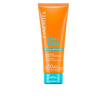 SUN KIDS comfort cream våt hud SPF50
