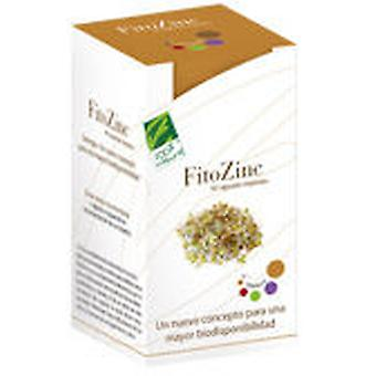 100% Natural Fito Zinc Synergy 90 Cap.