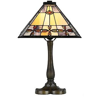 Sulion Sobremesa Tiffany 1xE27 30Cm Medievale (Home , Lighting , Table lamps)
