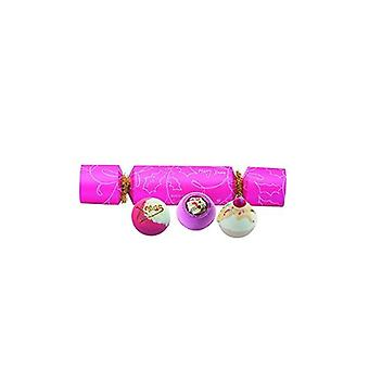Bomb Cosmetics Bomb Cosmetics Cracker Pack - Berry Christmas