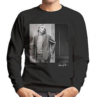 Graham Parker And The Rumour The Parkerilla Album Sleeve Men's Sweatshirt