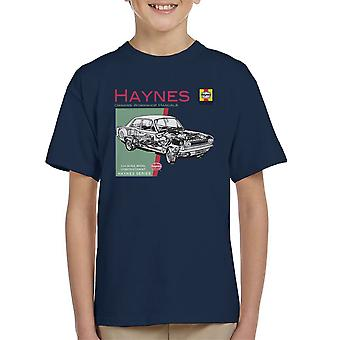 Haynes Owners Workshop Manual 0093 Vauxhall Viva Kid's T-Shirt