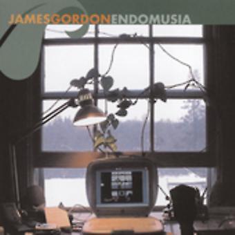 James Gorden - Endomusia [CD] USA import
