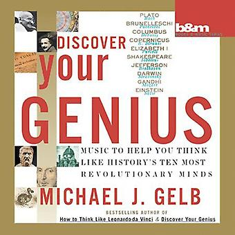 Michael J. Gelb - oplev geni [CD] USA importen