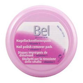 Bel Premium Discs Removers Nails 30 Units (Make-up , Nails , Accessories)