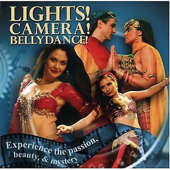 Lys kamera Bellydance-erfaring Passion - lys kamera Bellydance-erfaring Passion [CD] USA importerer