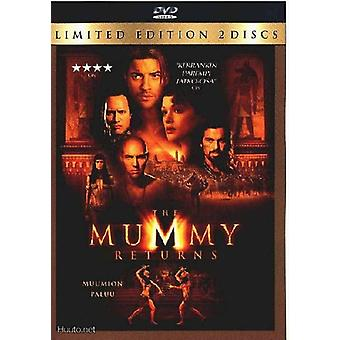 De Mummy Returns Limited Edition (2 Discs)