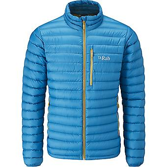 Rab Mens Microlight Jacket Merlin/Mimosa (Small)