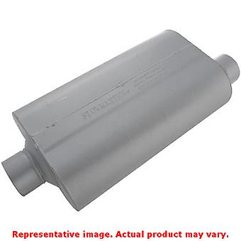Flowmaster Performance Muffler - Super 50 Series 53057 3.00in Center In / 3.00i