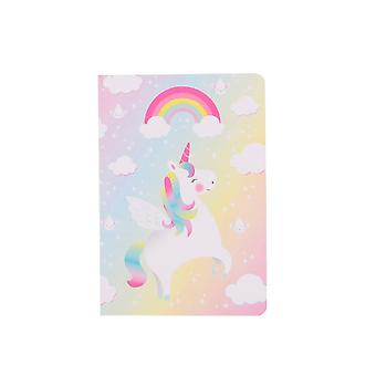 Rainbow Unicorn Pocket Notebook