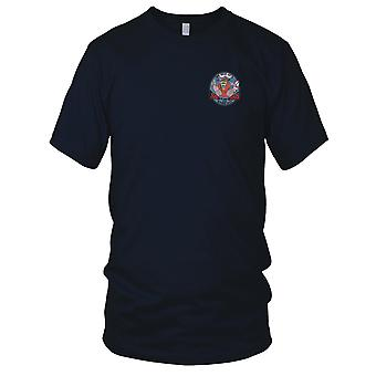 US Coast Guard USCG - Coast Guard AST's San Diego SAR DOGS Embroidered Patch - Kids T Shirt