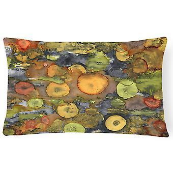 Абстрактные с матери земли ткани декоративные подушки