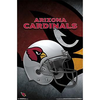 Arizona Cardinals - Helmet 15 Poster Poster Print