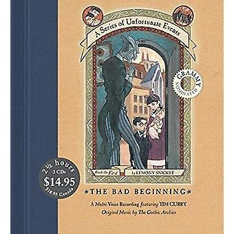 The Bad Beginning [CD] USA import