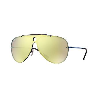 Ray - Ban Blaze Shooter blue Orange mirrored