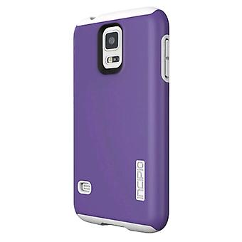 Incipio DualPro Case for Samsung Galaxy S5 - Purple/White