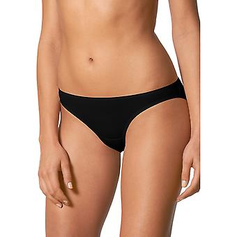 Mey 29480-3 Women's Balance Black Solid Colour Knickers Panty Brief