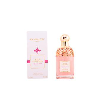 Guerlain Aqua Allegoria Pera Granita Eau De Toilette Vapo 75ml Womens New Spray