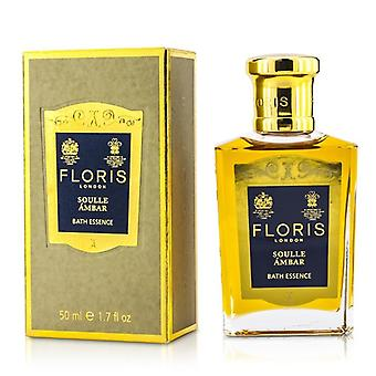 Floris Soulle Ambar bain Essence 50ml/1. 7 oz