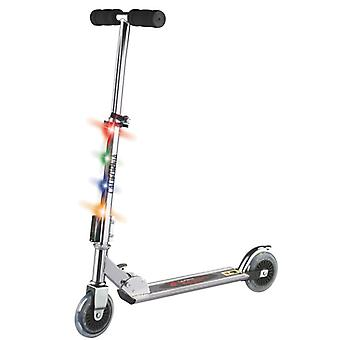 Klippex Scooter with lights Black