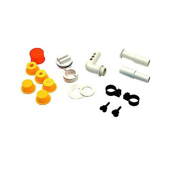 Swimline 8583 Complete Universal Pool Fountain Adapter Kit