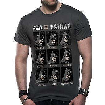 BATMAN - MOODS OF BATMAN (UNISEX)  T-Shirt