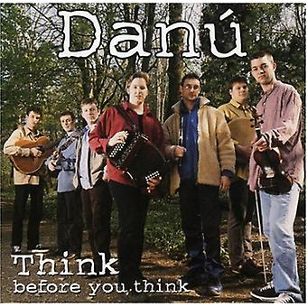 Danu - Think Before You Think [CD] USA import