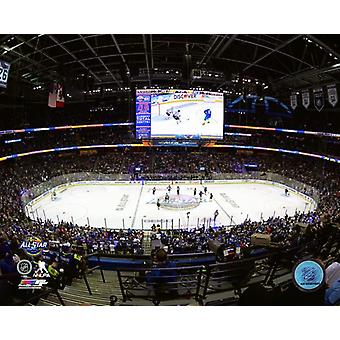 Amalie Arena 2018 NHL All-Star Game Photo Print