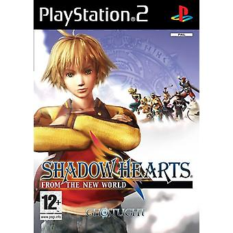 Shadow Hearts From the New World (PS2) - Factory Sealed