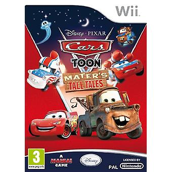 Auto's Toon Maters Tall Tales (Wii)